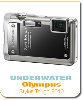 Olympus Stylus Tough at B&H