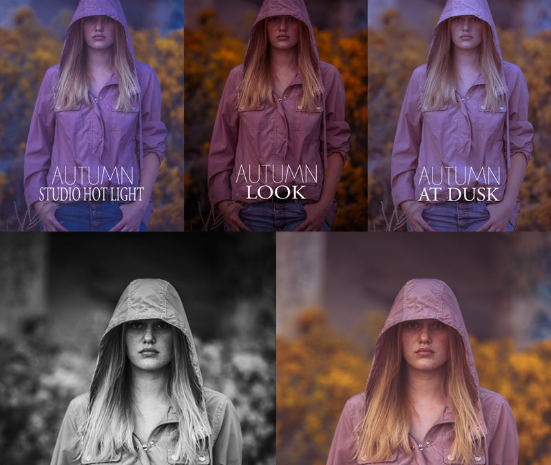 Custom Lightroom Presets for Autumn